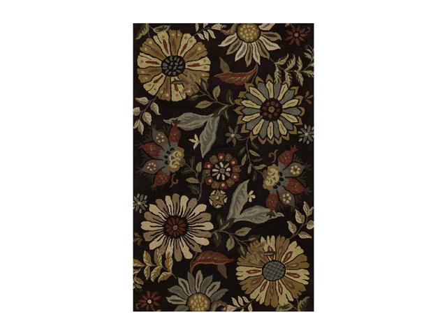 "DALYN JEWEL Rug Sable 3' 6"" x 5' 6"" JW2455SA4X6"