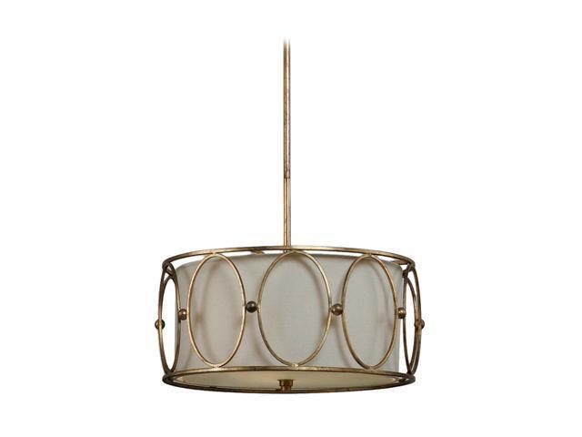 Uttermost Ovala 3 Light Pendant