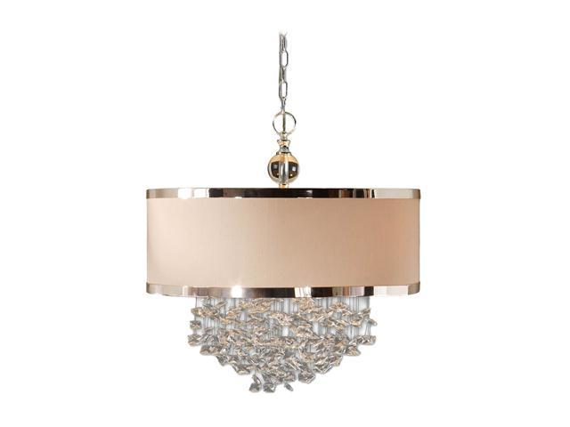 Uttermost Fascination 3 Light  Hanging Shade Pendant
