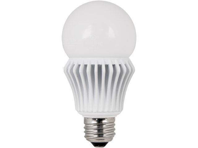 Feit Electric BPAG800DM/5K/LED 60 Watt Equivalent 9.8 Watt (60W Equivalent) A19 Bulb Multi Purpose Fully Dimmable LED Light ...