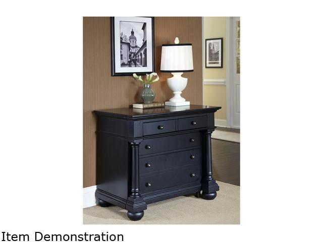 Home Styles 5901-51 St. Croix Expanding Desk