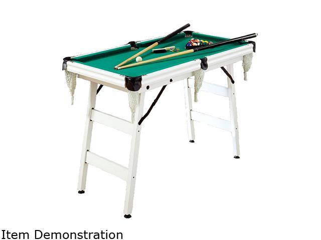 Home styles 5942 98 the junior pro 4 foot pool table for 10 foot pool table