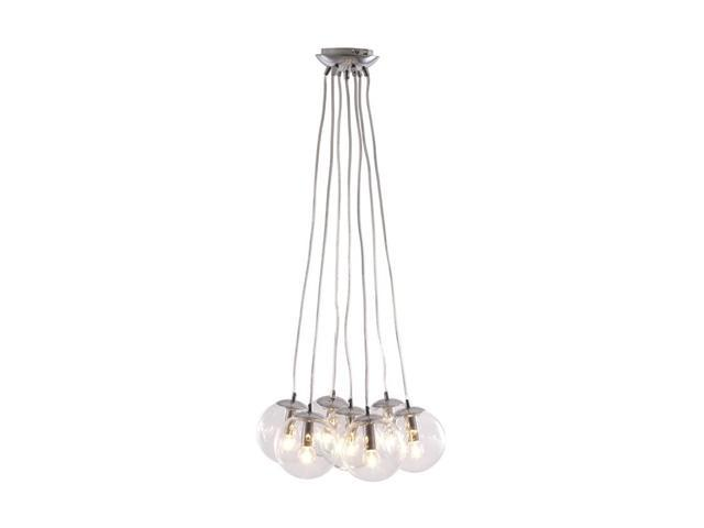 Zuo Modern Decadence Ceiling Lamp Clear 50081