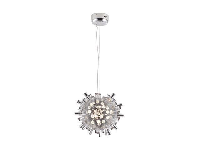 Zuo Modern Extravagance Ceiling Lamp Aluminum 50083