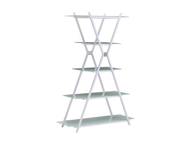 Zuo Modern 404205 Xert Narrow Shelf White