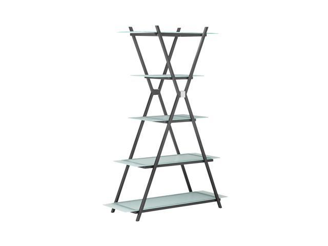 Zuo Modern 404204 Xert Narrow Shelf Gray