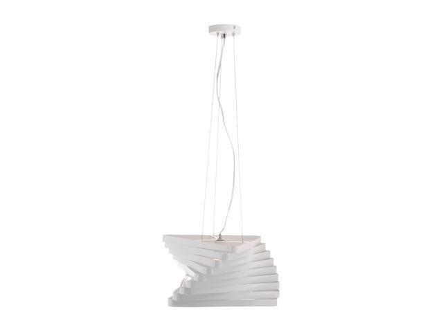 Zuo Modern Millennia Ceiling Lamp White 50086