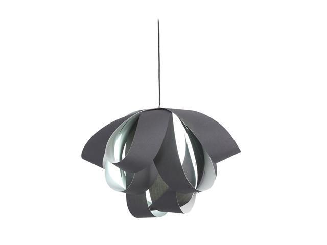 Zuo Modern Fringe Ceiling Lamp Black 50091