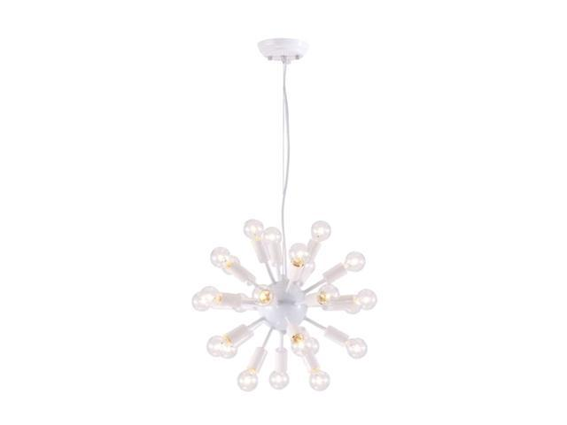 Zuo Modern Propulsion Ceiling Lamp White 50113