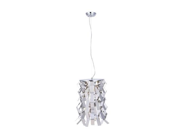 Zuo Modern Fission Ceiling Lamp Chrome 50114