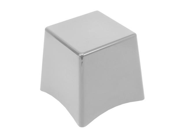 LumiSource CHR-TW-PING SV Ping Stacking Stool Silver