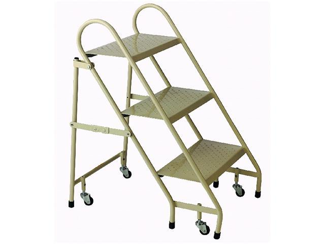Cramer 1130-19 Steel Folding Three-Step Ladder