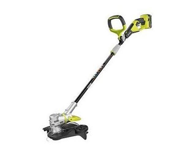 Ryobi ZRRY24200 24-Volt Lithium-ion  Cordless 13-in Straight Shaft String Trimmer/Edger