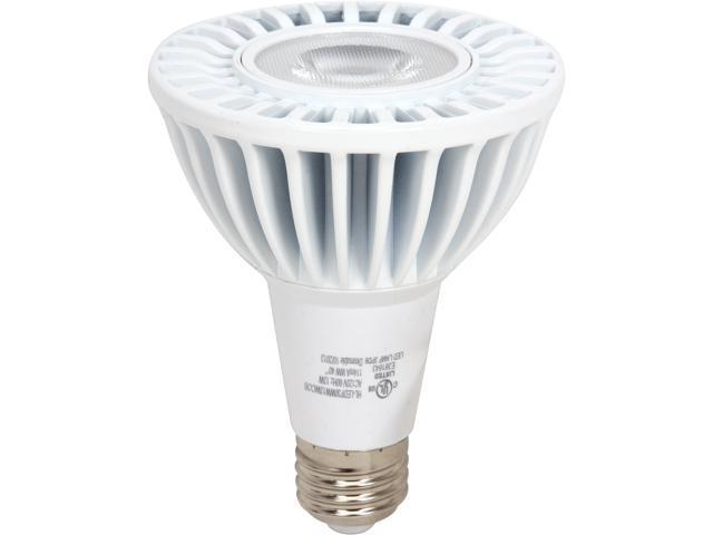 HitLights LED PAR30 / E26 / 13W / 75 Watt Replaced Halogen Spot Light / Warm White / Dimmable / 800LM / 2700K
