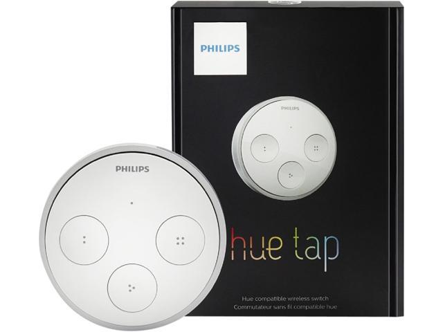 Philips Hue Tap Wireless Remote Switch (452524)