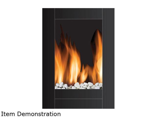 Frigidaire MWF-10304 Monaco Vertical Wall Hanging LED Fireplace