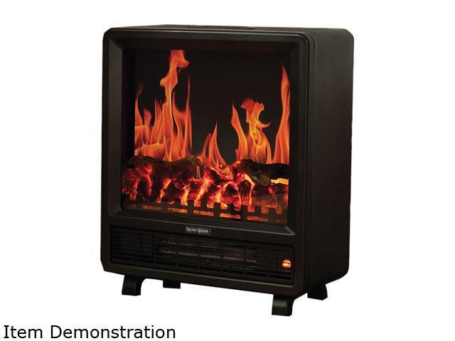 Frigidaire TFF-10308 Topaz Floor Standing Electric Fireplace
