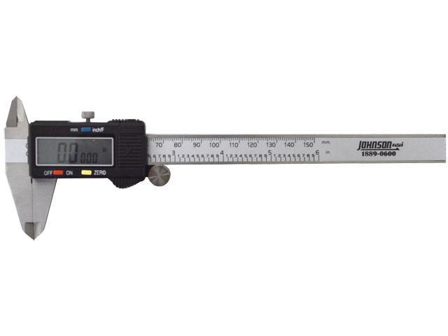 "Johnson Level 1889-0600 6"" Digital Caliper"