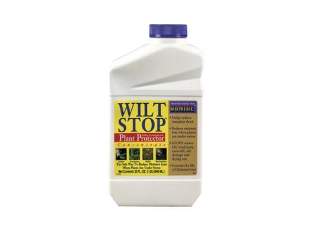 Bonide 102 32-Ounce Wilt Stop Concentrate Plant Protector