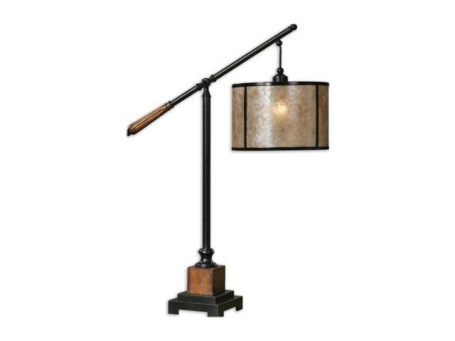 Uttermost Carolyn Kinder Sitka desk lamp Black