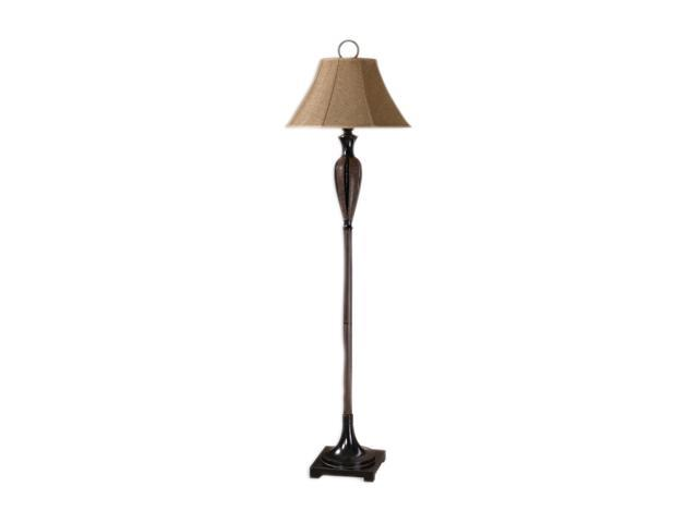 Uttermost Carolyn Kinder Caballo floor lamp Brown