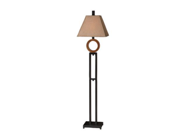 Uttermost Carolyn Kinder Denton floor lamp Wood
