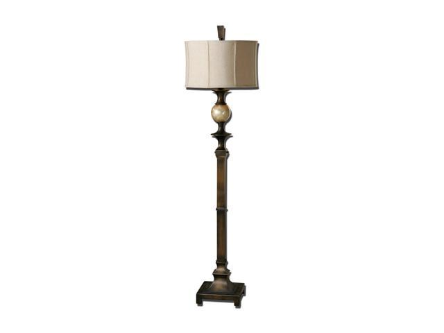 Uttermost Carolyn Kinder Tusciano floor lamp Bronze