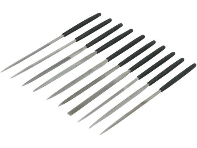 TEKTON 6655 10-pc. Needle File Set