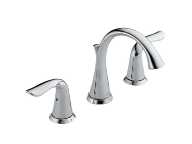 DELTA 3538LF Lahara Two Handle Widespread Lavatory Faucet