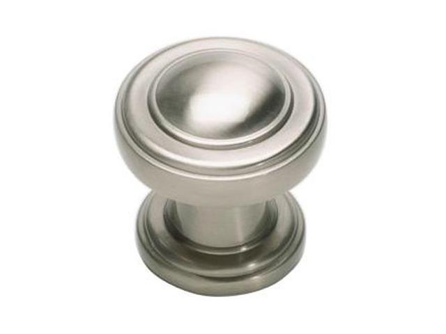 Atlas Homewares Bronte Round Knob -Brushed Nickel