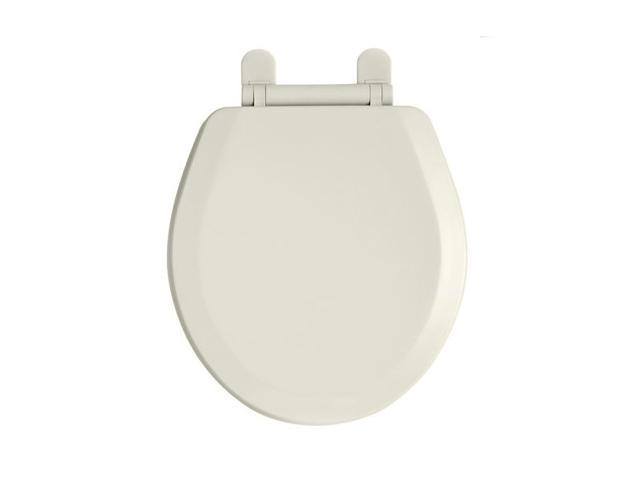 American Standard 5282.011.222 Round Front Toilet Seat