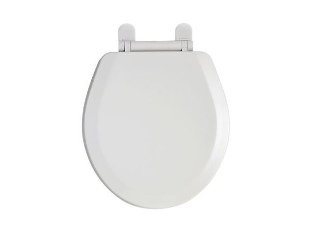American Standard 5282.011.020 Round Front Toilet Seat