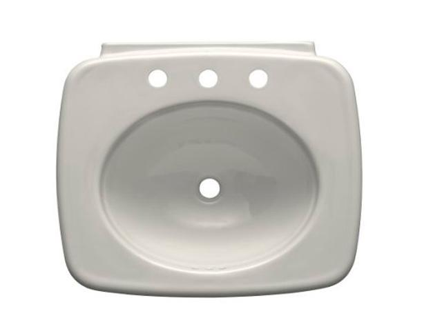 "Kohler K-2340-8-96 Bancroft 24"" Lavatory Basin With Centers For 8"" Centers"