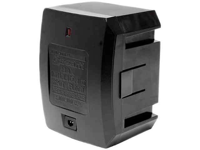 Brinkmann 800-2380-0 Max Million III Rechargeable Spotlight