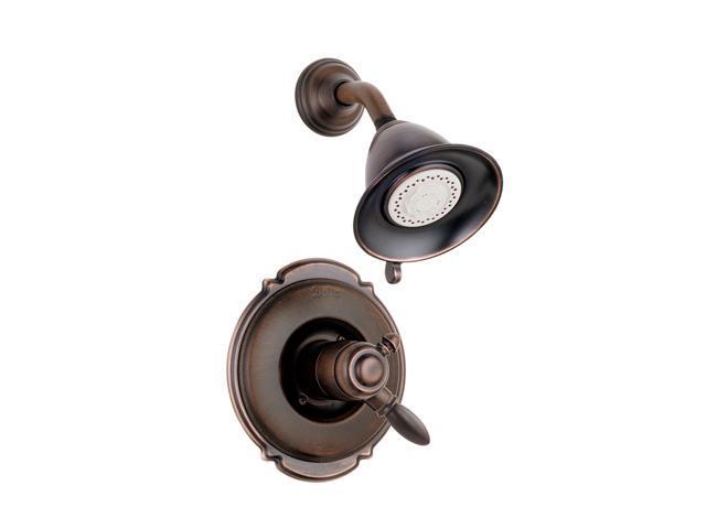 DELTA T17255-RB Victorian Monitor 17 Series Shower Trim Venetian Bronze