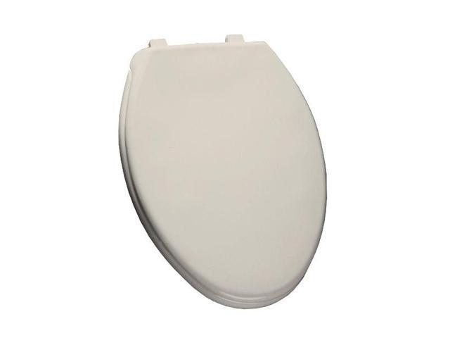 Bemis 380TCA 346 Residential Plastic Toilet Seat Biscuit/Linen