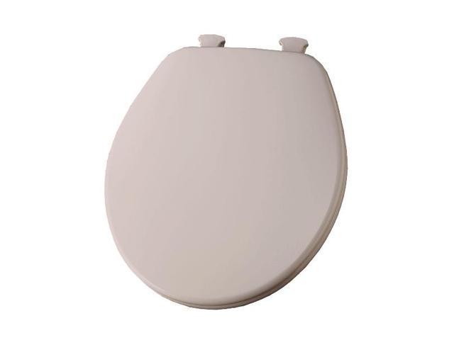 Bemis 540EC 063 Residential Molded Wood Toilet Seat Venetian Pink