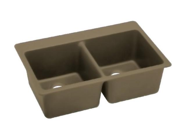 Elkay ELG3322MC0 Gourmet e-granite Sink