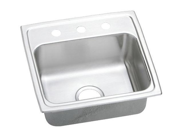 Elkay LRQ19183 Gourmet Lustertone Sink