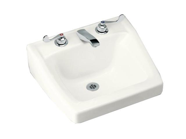 Kohler K-1724-0 Chesapeake wall-mount lavatory