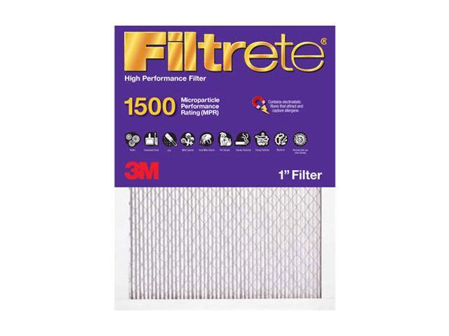 "Filtrete 2005DC-6 Ultra Allergen Reduction Filter 14"" x 20"" x 1"" (Pack of 6 Filter)"
