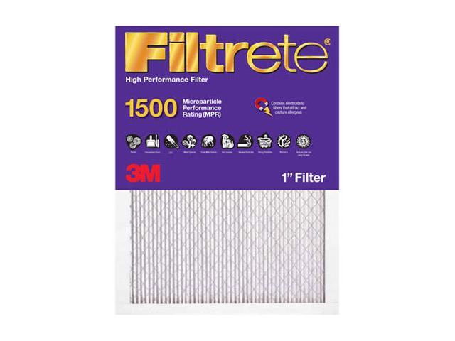 "Filtrete 2020DC-6 Ultra Allergen Reduction Filter 12"" x 24"" x 1"" (Pack of 6 Filter)"