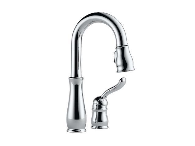 DELTA 9978-DST Leland Single Handle Bar/Prep Faucet - Newegg.com