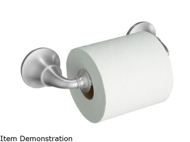 KOHLER K-11274-G Forte Traditional Toilet Tissue Holder