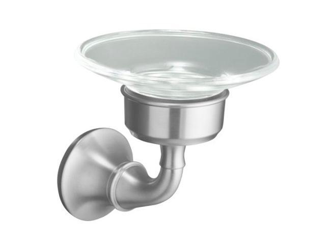 KOHLER K-11280-G Forte Traditional Soap Dish