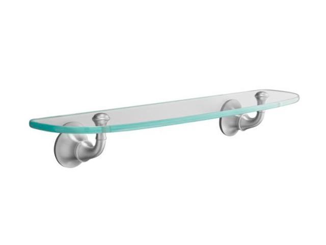 KOHLER K-11283-G Forte Glass Shelf
