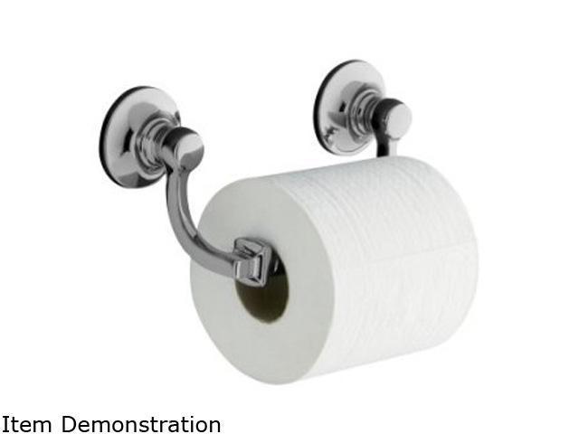 KOHLER K-11415-CP Bancroft Toilet Tissue Holder