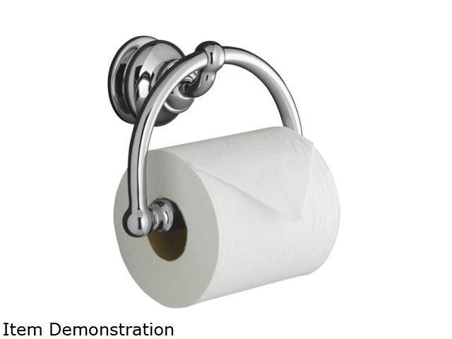KOHLER K-12157-CP Fairfax Toilet Tissue Holder