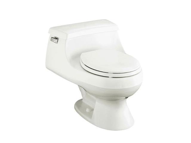 KOHLER K-3386-0 Rialto One-piece Round-front Toilet
