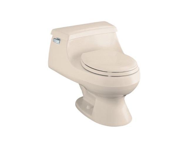 KOHLER K-3386-55 Rialto One-piece Round-front Toilet
